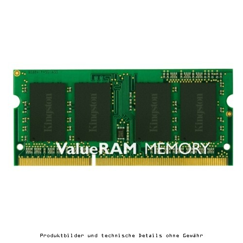 Kingston 4GB SO DIMM DDR3 PC1600