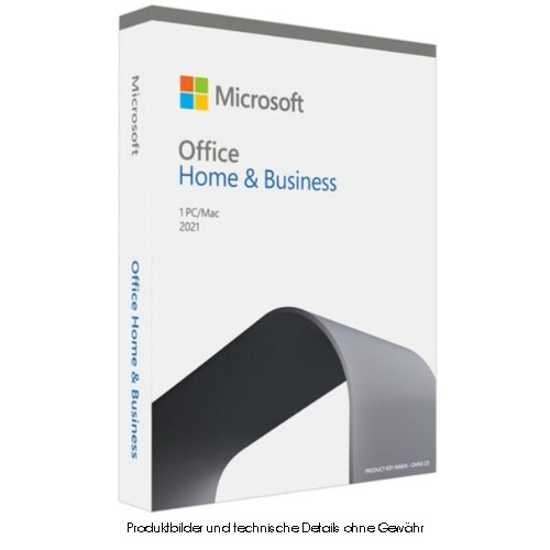 MS Office 2021 Home and Business PKC