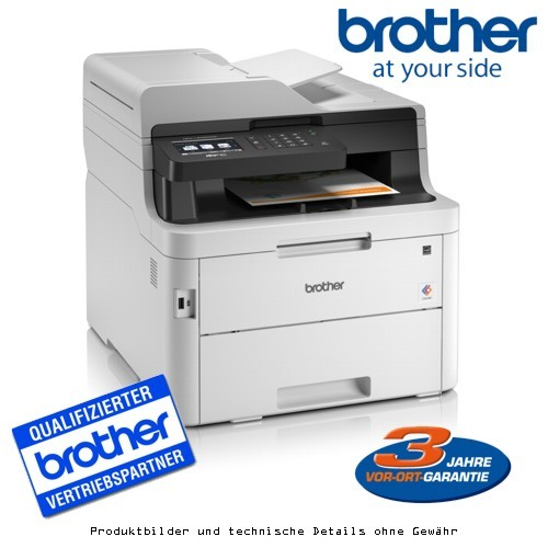 Brother MFC-L3750CDW 4in1 Farblaser A4 LED
