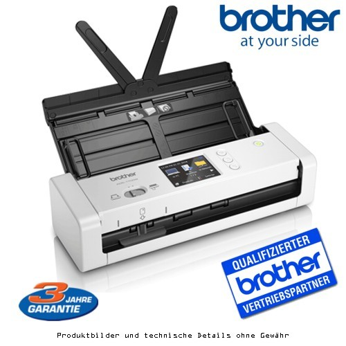 Brother ADS-1700W Duplex-Dokumentenscanner