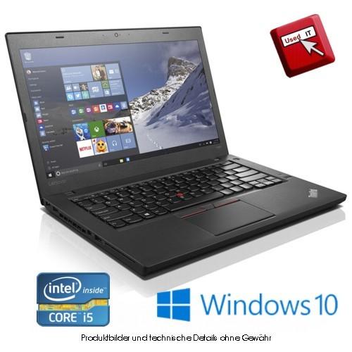 Lenovo ThinkPad T460 i5-6300U/ 8GB/256GB/Win10