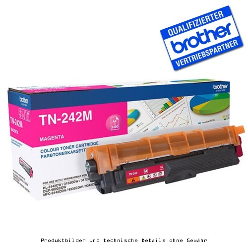 Brother TN242M - magenta - Original
