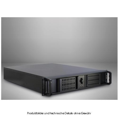 48,3cm Inter-Tech IPC 2U - 2098SL 2HE