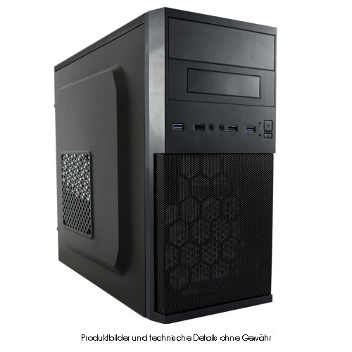 LC Power Micro Tower 2004MB-V2 mATX USB 3.0