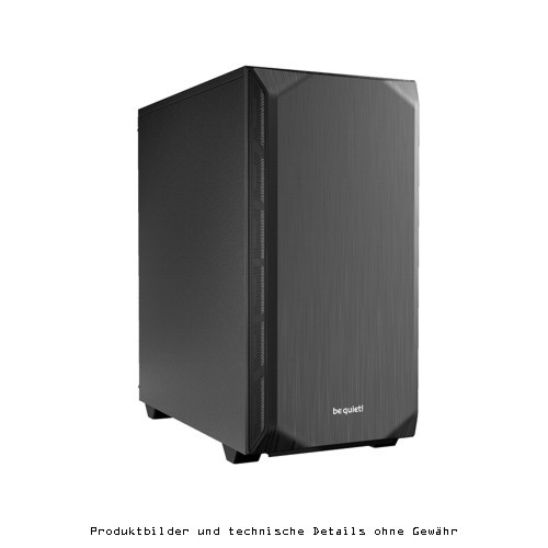 be quiet! PURE BASE 500 Schwarz ATX USB 3.0