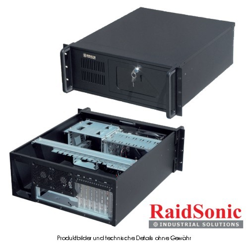 RackMax Server Gehäuse 4U 14bay RM-1941