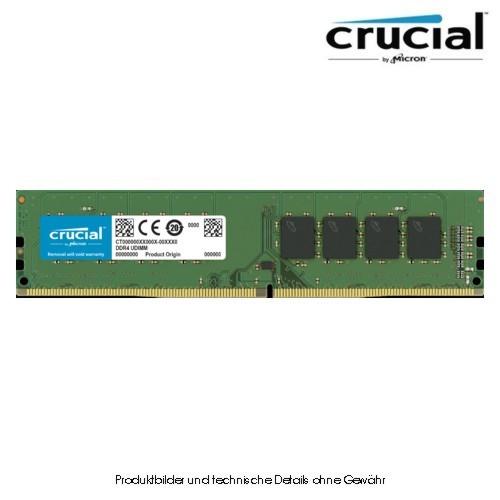 Crucial 4GB DDR4 2666 CL19 PC4-21300