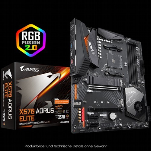 Gigabyte X570 AORUS Elite AM4
