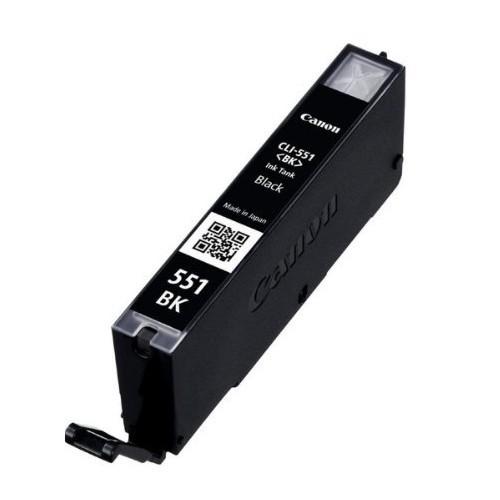 Canon Patrone CLI-551BK schwarz