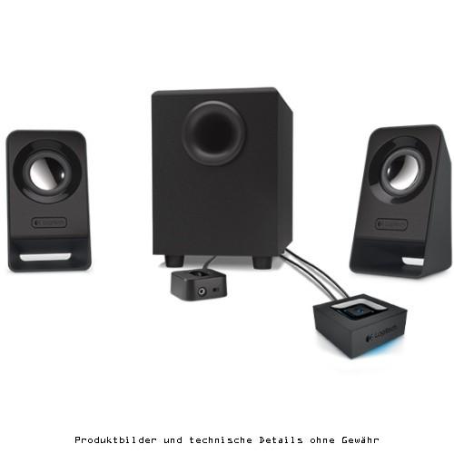 Logitech Z213 2.1 Sound-System
