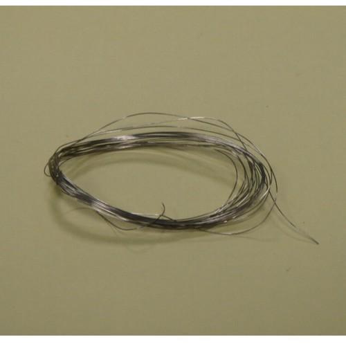 NickelChrom Draht 0,18mm 2 Meter 42,1Ohm