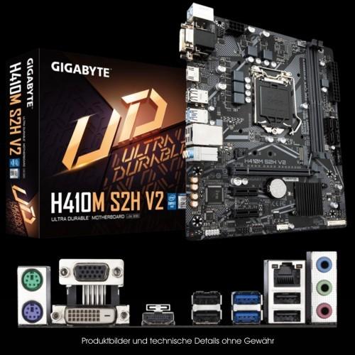 Gigabyte H410M S2H V2 mATX, LGA 1200